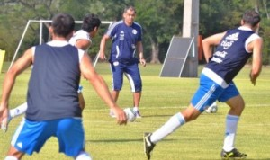 Chiqui Arce could be leaving -  Photo: Prensa APF