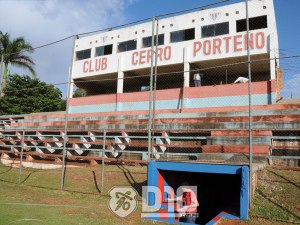 Cerro de Franco's stadium  - Photo: D10.com.py