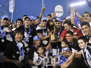 Libertad win their 16th title - Photo: D10.com.py