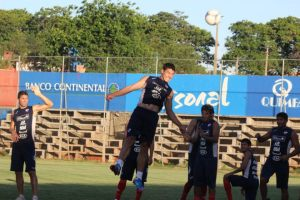Nacional hope to rise to the top at the Arsenio Erico - Photo: Prensa Club Nacional