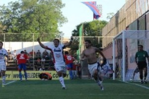 Nacional beat Carapeguá in their last game and are on a great run - Photo: Prensa Club Nacional