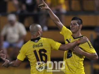 Guarani's goalscorers - Photo: D10.com.py