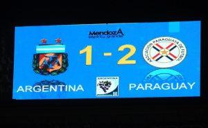 A historic result - Photo: Prensa Selección Paraguaya de Fútbol