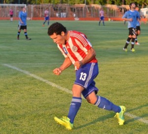 Paraguay left it late in their previous meeting with Uruguay - Photo: Selección Paraguaya de Fútbol