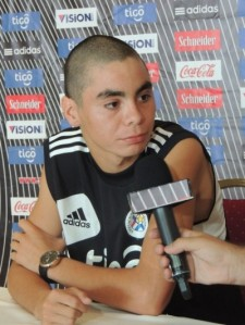 Miguel Almirón is yet another quality defensive midfielder to have come off the conveyer belt - Photo: Selección Paraguaya de fútbol
