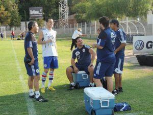 Paraguay are relaxed following their qualification - Photo: Prensa Selección Paraguaya de Fútbol