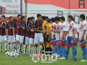 Cerro's first game in the Estadio Municipal was in August 2012 - Photo: D10.com.py