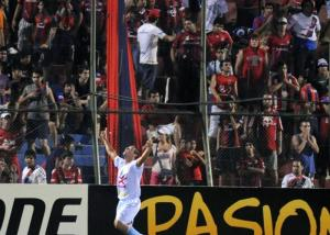Cerro fans have had to watch on as their opponents celebrate
