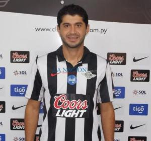 Pedro Benítez moves from Cerro to Libertad - Photo: LaNacion.com
