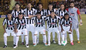 Expect this side to line-up - Photo: Club Libertad