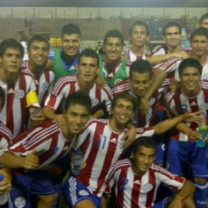 Paraguay won the warm up tournament in 2012 and tonight they can win the real thing