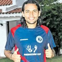 Cerro's new signing Paul Ambrosi