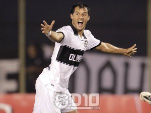 Fredy Bareiro is Olimpia's form man - Photo: D10.com.py