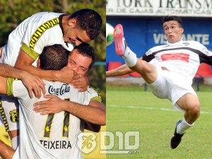 Guarani vs Gral Diaz - Photo: D10.com.py