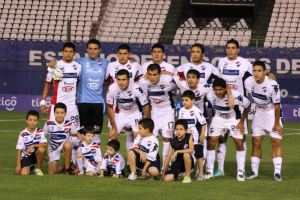 Nacional win to go joint top - Photo: Prensa Club Nacional
