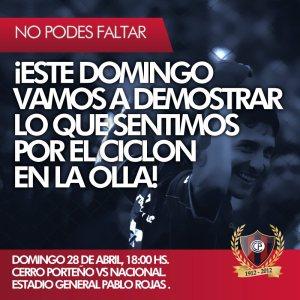 Photo: Club Cerro Porteño