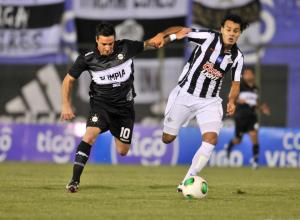 Libertad and Olimpia drew 0-0 in the Guma's previous game - Photo: Prensa Club Libertad