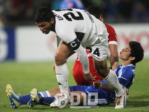 Ortiz offers discipline in central midfield - Photo: D10.com.py