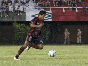 Samudio is the main man for Cerro de Franco - Photo: deportescdepy.com