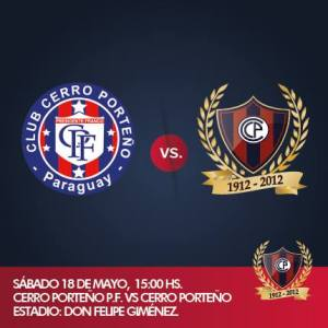 Photo: Club Cerro Porteño