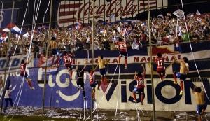 Nacional champions - Photo: D10.com.py