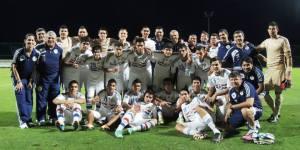 Paraguay victorious against Croatia in their final warm-up - Photo: Selección Paraguaya de Fútbol
