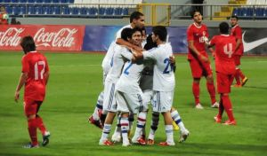Paraguay overcame Turkey in their first friendly - Photo: Seleccion Paraguaya de Futbol