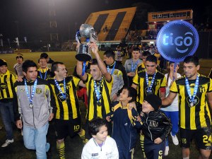 Guarani were runners-up in the Apertura - Photo: D10.com.py
