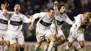 Olimpia win the shootout - Photo: Pasion Libertadores