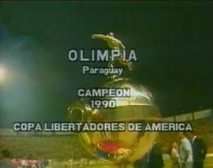 Olimpia 1990 Champions