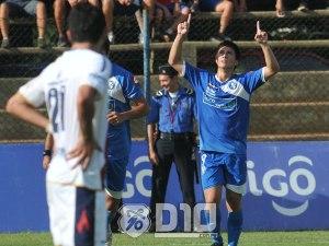 Vazquez has four in four vs Cerro - Photo: D10.com.py