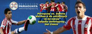 Photo courtesy of Prensa Seleccion Paraguaya
