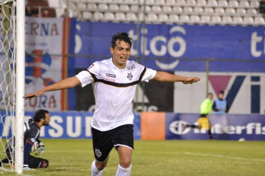Pedro Chavez was the man of the weekend, Photo: Club General Díaz