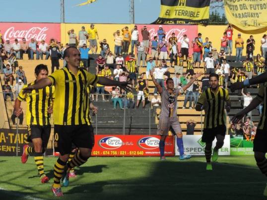 Guarani will go top with a win - Photo: Club Guarani