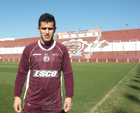 Photo: Club Lanús